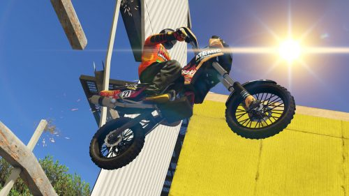 "Grand Theft Auto Online ""Cunning Stunts"" Update Released"
