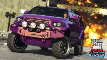 "Small Content Update to GTA Online ""Cunning Stunts"" Released"