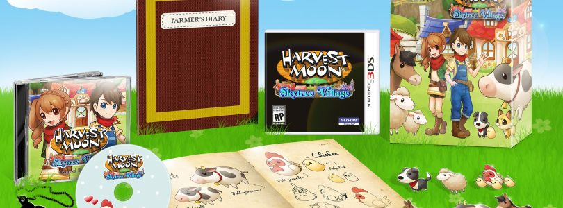 Harvest Moon: Skytree Village Limited Edition Revealed