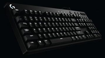 Logitech Announces G610 Orion Blue Keyboard
