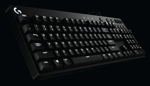 Logitech Announces G610 Orion Blue Keyboard