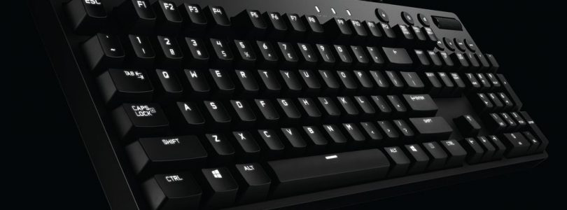 Logitech G610 Orion Blue Keyboard Review