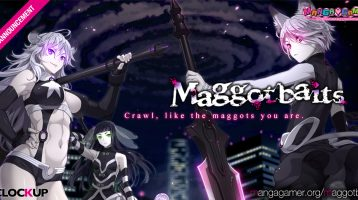 Maggot baits, Dal Segno, and More Licensed by MangaGamer