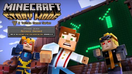 Minecraft: Story Mode Episode 7 – 'Access Denied' Release Date Revealed