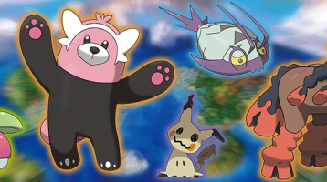 Four New Pokemon and New Mechanics Revealed for Sun & Moon