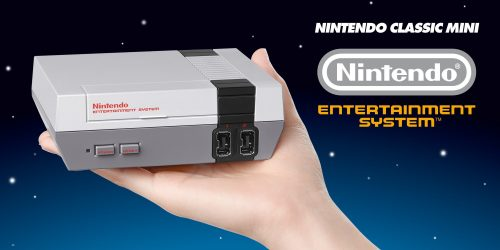 NES Classic Mini Announced by Nintendo