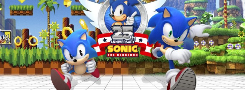 Sonic Mania and Sonic Project 2017 Announced