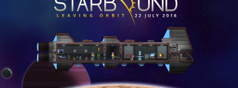 Starbound to Leave Steam Early Access on July 22