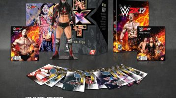 WWE 2K17 'NXT Edition' Collector's Edition Revealed and Detailed