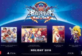BlazBlue: Central Fiction Limited Edition Revealed for North America