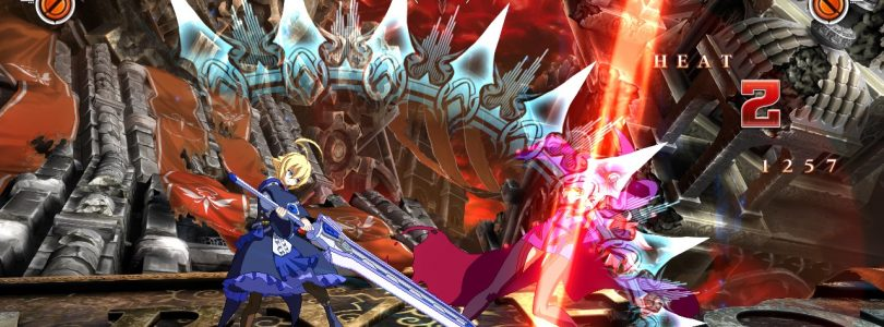 BlazBlue: Central Fiction Arrives in North America on November 1st
