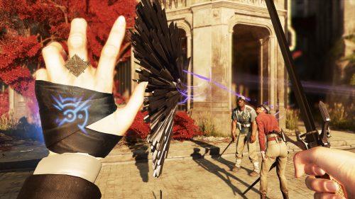 Dishonored 2 Gamescom Gameplay Video Released