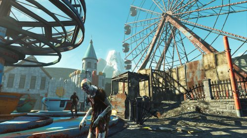 Fallout 4 Nuka World DLC to Release on August 30th