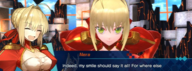 Fate/Extella: The Umbral Star Confirmed for Europe and Australia in Winter 2016