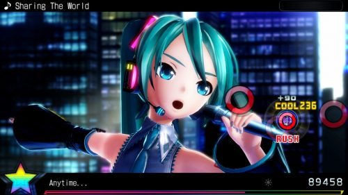 Hatsune Miku: Project Diva X Demo Arrives on August 9th