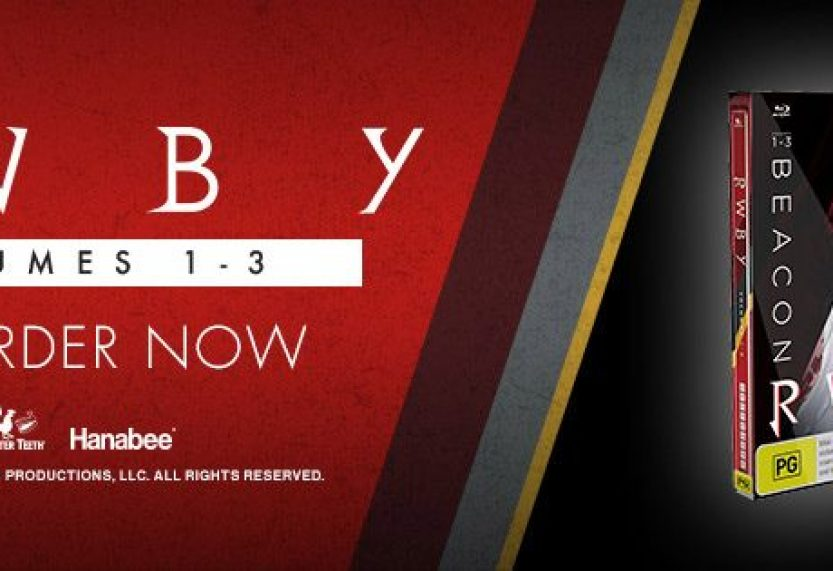 'RWBY' Seasons 1-3 Blu-ray Steelbook Release Announced by Hanabee