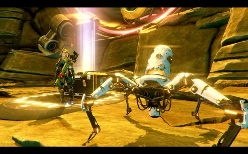 ReCore Gamescom 2016 Trailer and Screenshots Released