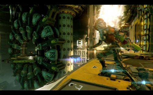 ReCore Launch Trailer Revealed