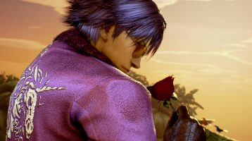 Tekken 7 Adds Lee Chaolan and Violet to Roster
