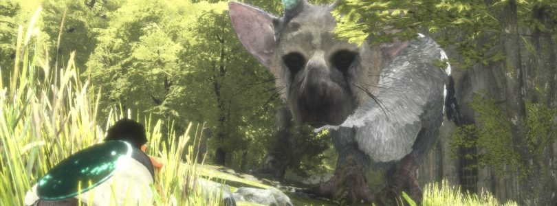 New The Last Guardian Screenshots Focus on Trico