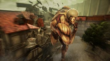 Attack on Titan Game Storyline to go Beyond the Anime