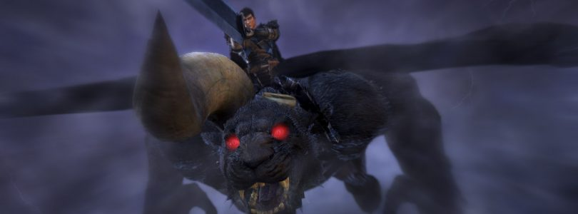 Latest Berserk Game Trailer Focuses on Guts