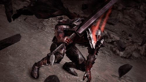 "Berserk Game Trailer Highlights ""Berserker Armor Guts"""