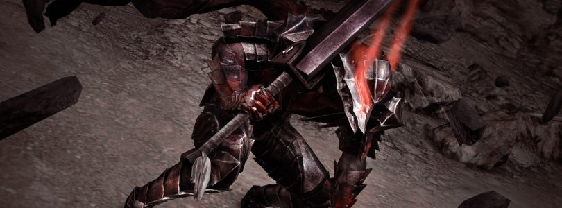 "Berserk Game Trailer Highlights ""Berserker Armor Guts"""