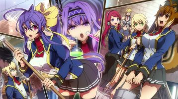 BlazBlue: Central Fiction Adds Mai Natsume as Playable Fighter