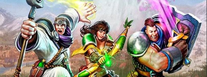 Champions of Anteria Review