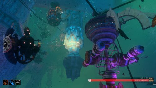 Deep Sea Submarine Adventure Diluvion Launching This Fall