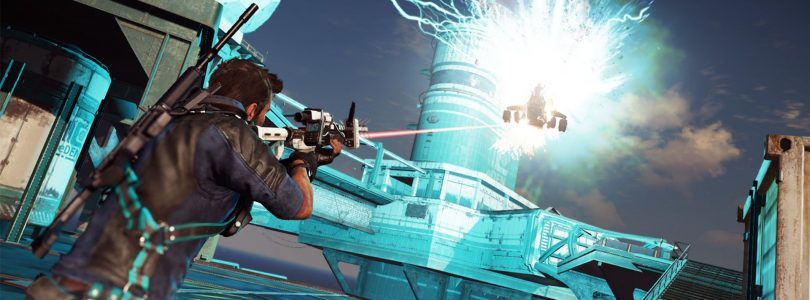 "Just Cause 3 ""Bavarium Sea Heist"" Launching August 11"