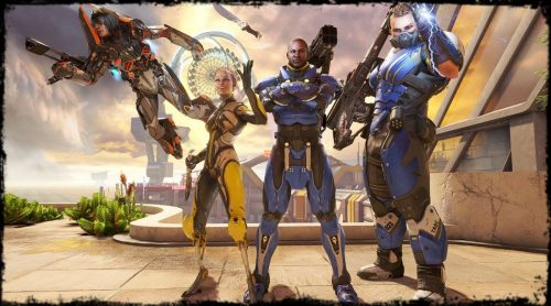Cliff Bleszinski Posts LawBreakers Alpha Phase 1 Aftermath