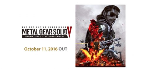 Metal Gear Solid V: The Definitive Experience Officially Announced