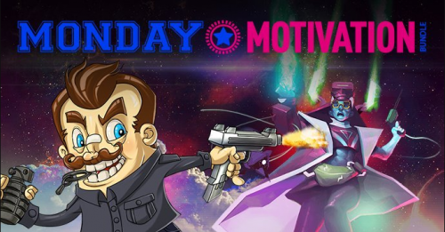 Indie Gala Monday Motivation #4 Now Available