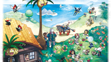 New Pokemon and Features Revealed in Pokemon Sun & Moon New Trailer