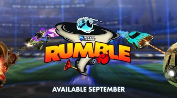 Rocket League Adding Rumble Mode This September