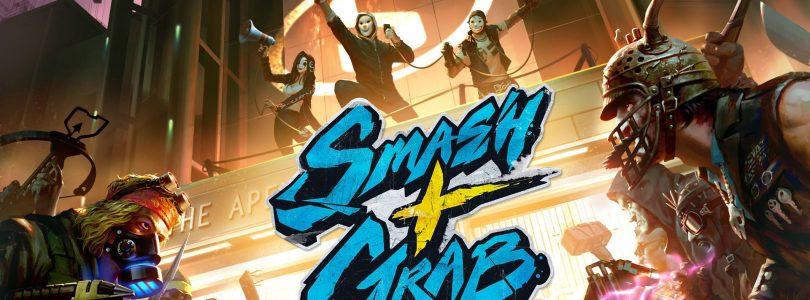 United Front Games Announces Smash + Grab