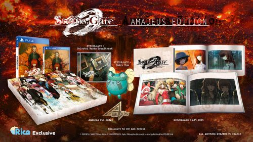 Steins;Gate 0 'Amadeus Edition' Revealed