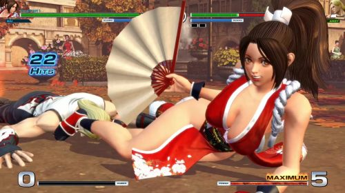 The King of Fighters XIV Introduces Team K and Team Women Fighters