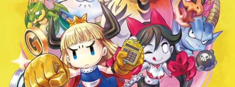 The Princess is Money-Hungry Announced for PS Vita
