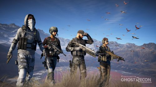 New Tom Clancy's Ghost Recon: Wildlands Trailer Briefs You on the Mission