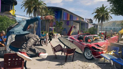 Watch Dogs 2 PVP Bounty Hunter Mode Revealed in gamescom 2016 Trailer