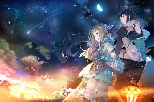 New Atelier Firis: The Alchemist of the Mysterious Journey Trailer Released