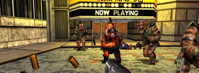 Duke Nukem 3D: 20th Anniversary World Tour Announced for October