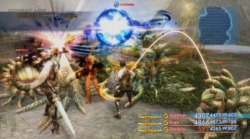 Final Fantasy XII: The Zodiac Age Tokyo Game Show Trailer Released