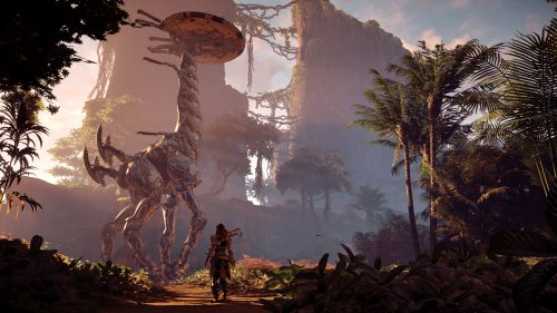 Horizon Zero Dawn Hands-On Preview