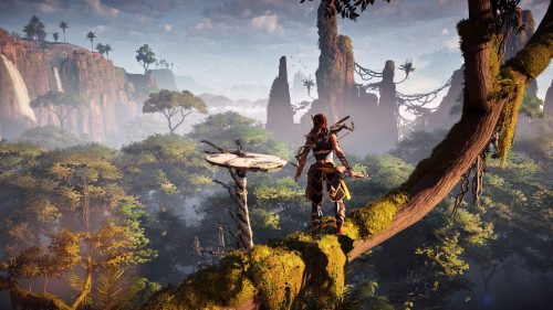Horizon: Zero Dawn Gameplay Trailer Released
