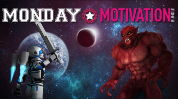 Indie Gala Monday Motivation #6 Now Available