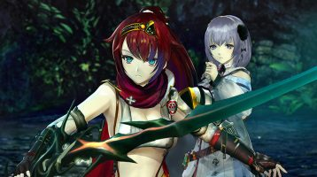 Nights of Azure 2: Bride of the New Moon Teaser Trailer Released at TGS